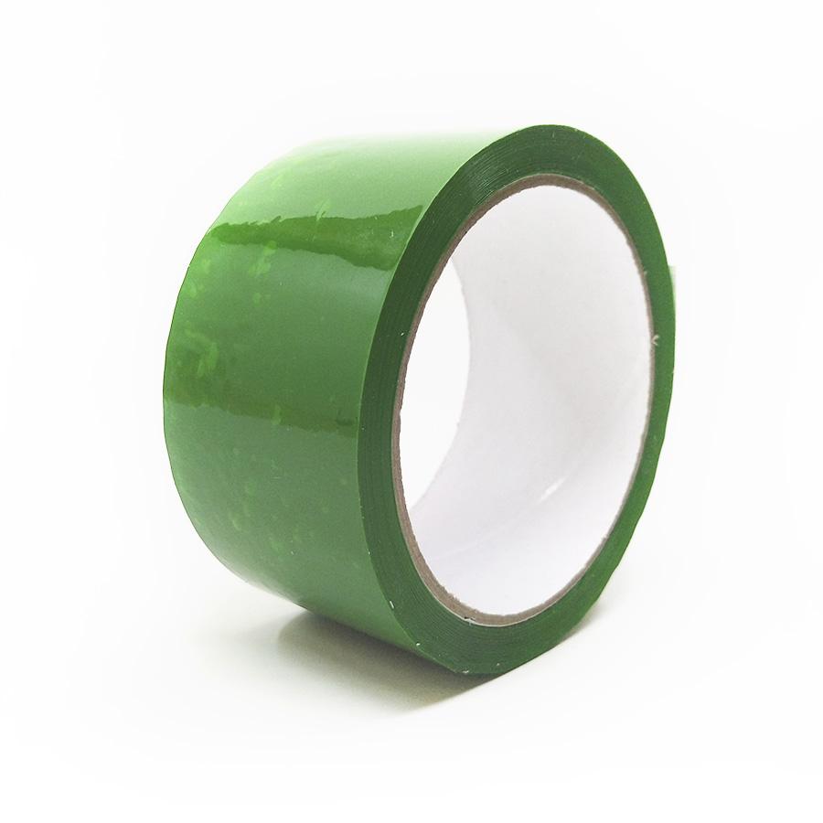 Скотч лента зеленая