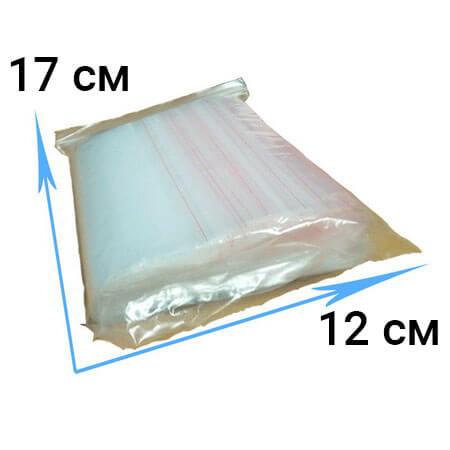 Пакеты ZIP-LOCK- 12*17