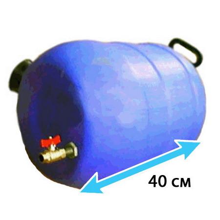 Бочка с электроподогревом на 30 литров