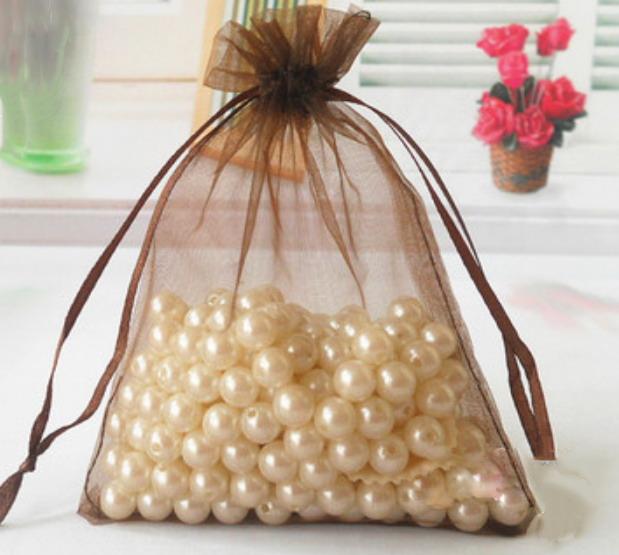 Мешочки для подарков 9*12 см