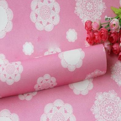 Бумага для оформления подарков 52*75 см №7
