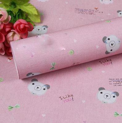 Бумага для оформления подарков 52*75 см №8