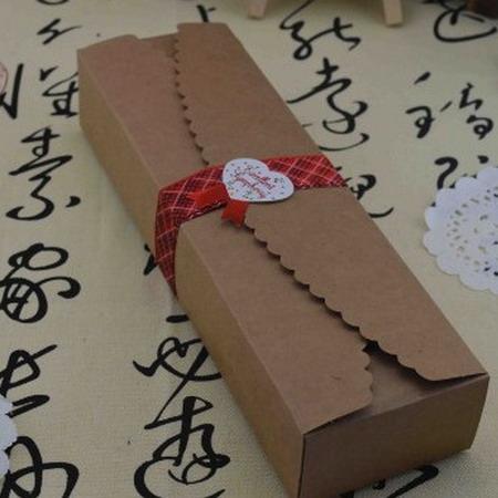 Коробки для подарков 23,5*4*7 см