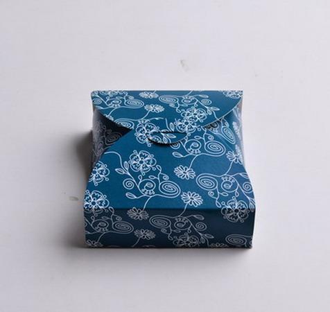 Коробки для подарков 12*12*4 см №3