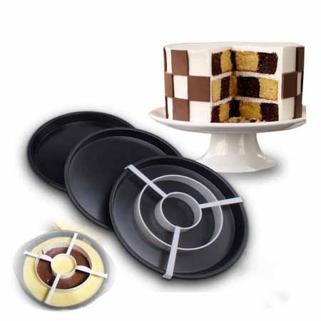 Набор для выпечки Шахматы