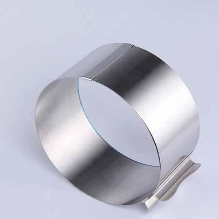 Регулируемое кольцо для сборки и выпечки