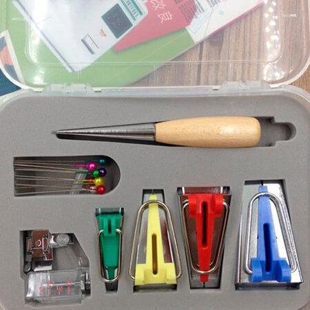Устройство для формирования косой бейки 6 мм,12 мм,18 мм,25 мм
