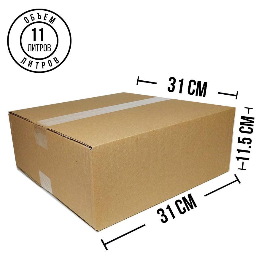 Гофрокороб -11- литров