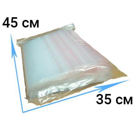Пакеты ZIP-LOCK- 35*45
