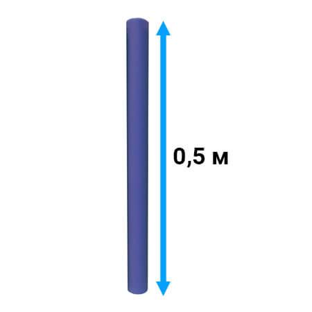 Фиолетовый пергамент, 10*0.5 м