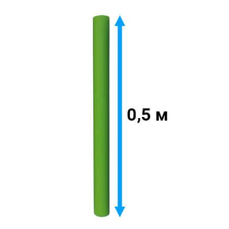 Салатовый пергамент, 10*0.5 м