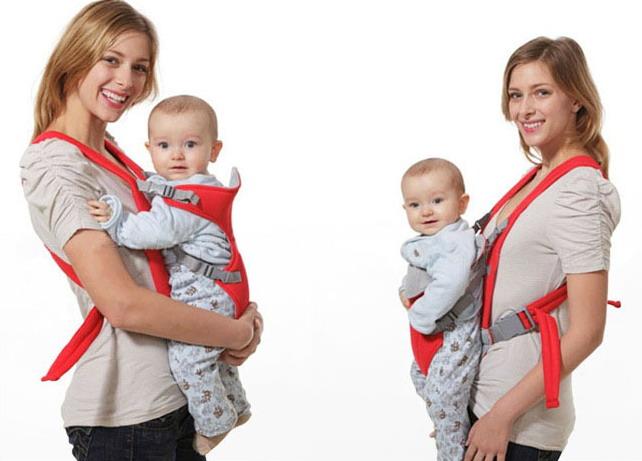 Кенгуру переноска для малыша