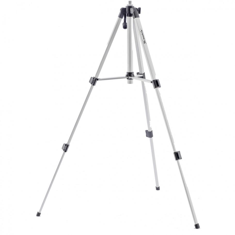 Штатив для лазерного уровня 1100 мм, адаптер 5/8