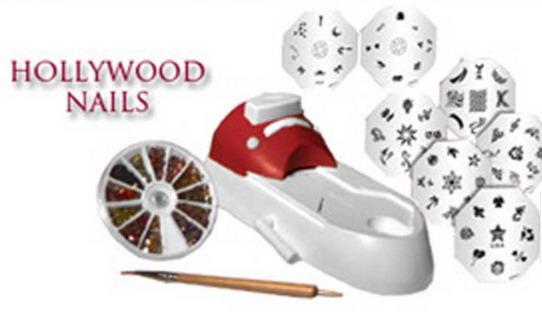 hollywood nails - маникюрные аппараты
