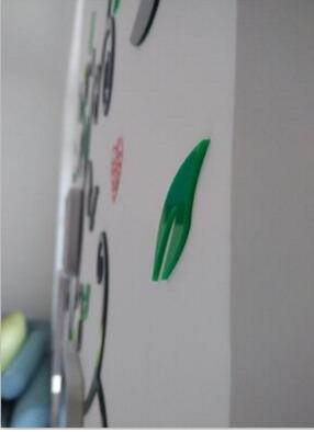 Наклейка на стену Дерево с фоторамками