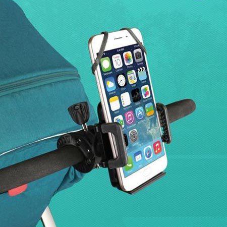Держатель для телефона на коляску