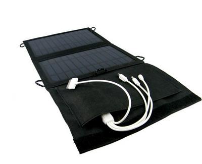 Складная солнечная панель