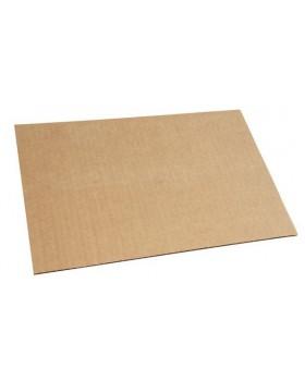 Картонный лист 1740*1050 мм п-32  - пятислойный картон