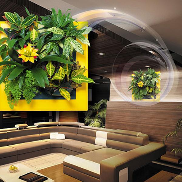 Фитокартина-живая картина из цветов
