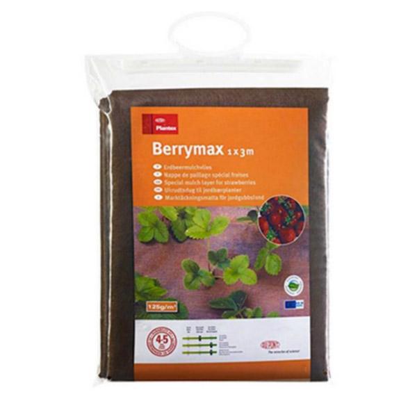 Мембрана для клубники plantex berrymax 1 x 3 м