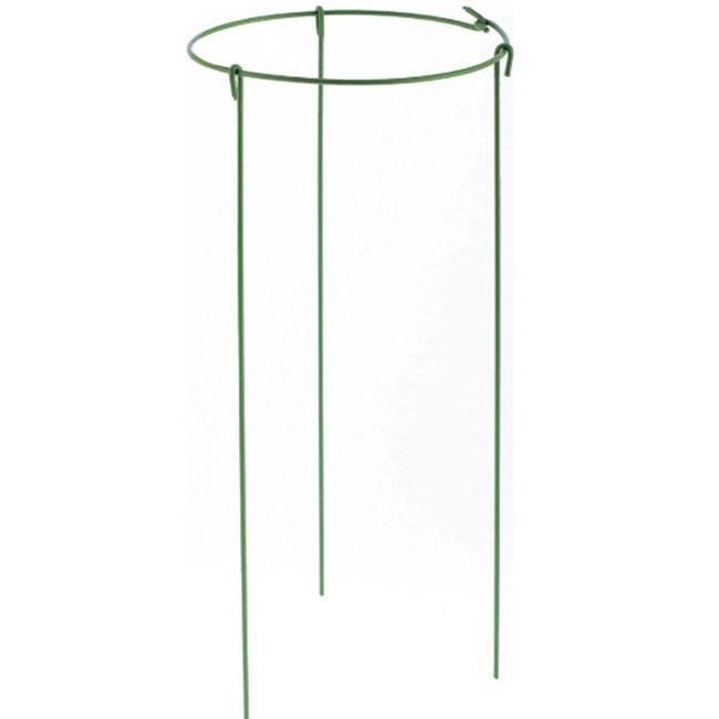 Опора для растений круглая (1 кольцо) высота 30 диаметр 15 см 5 штук