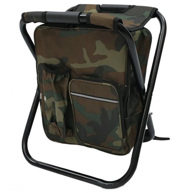 Складной стул с сумкой-рюкзак