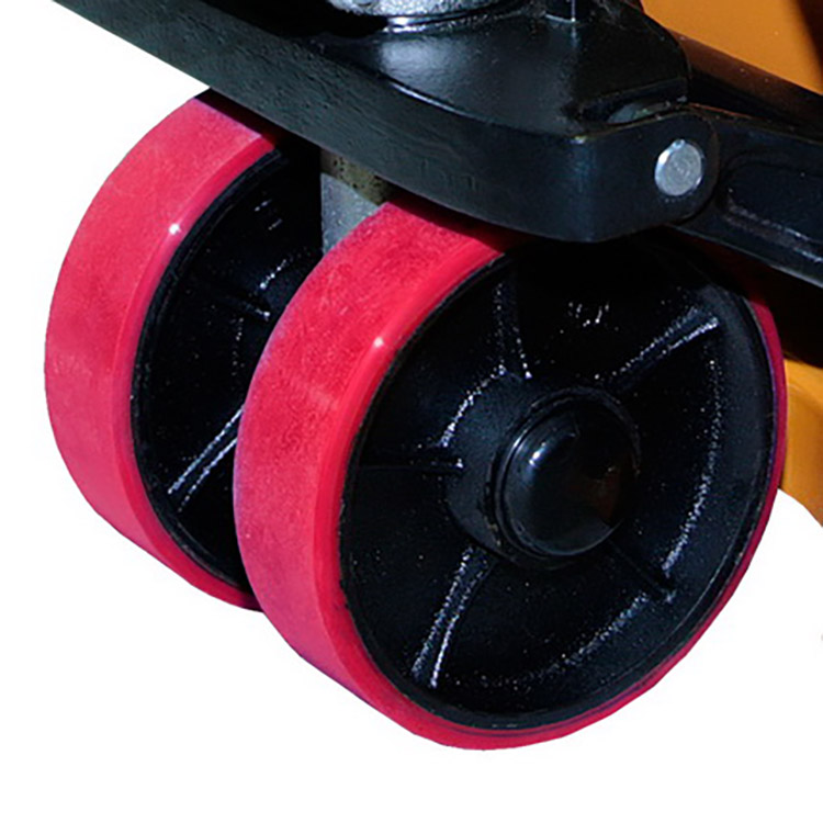 Гидравлическая тележка SB 2000 РDP (2000 кг, 1150x550)