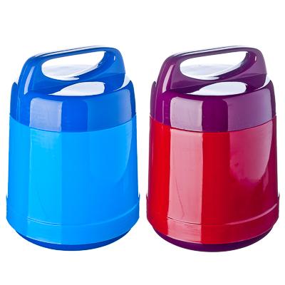 VETTA Термос ланч-бокс для вторых блюд стеклянная колба 1,00л, 2 цвета, A610