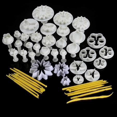 Набор лопаток для марципана и мастики KC37413