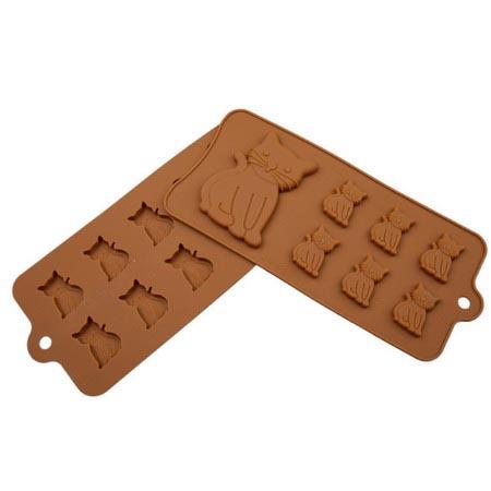 Формочки для шоколада: кошечка