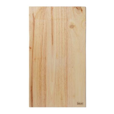 SATOSHI Доска разделочная гевея 45x25x1,5см