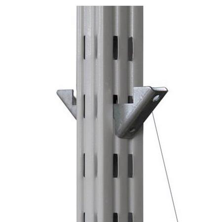 Стеллаж (2000х1060х400) 150 кг 4 полки металл ТСУ 2