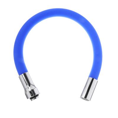 SonWelle Силиконовый излив для смесителя Веста, синий
