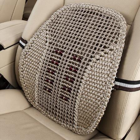 Поясничная поддержка на водительском сиденье