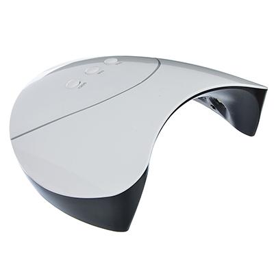 Лампа UV/LED для сушки гель-лака 36W, 21х16х7см, пластик, USB-провод