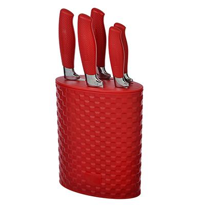 Селесте Набор ножей кухонных 6пр., на подставке
