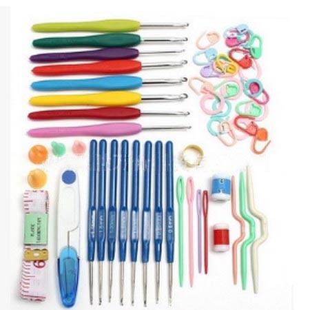 Инструменты для творчества вязание