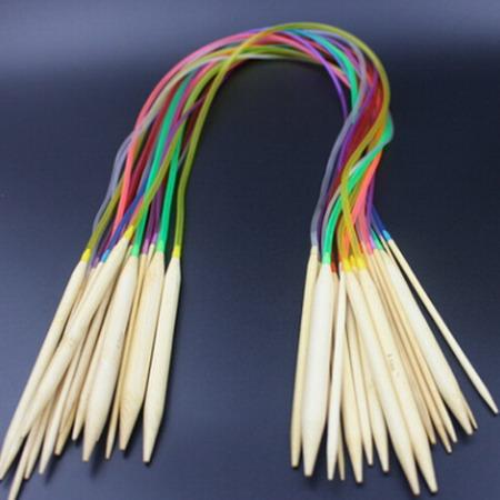 Спицы для вязания круговые 60 см