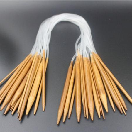Круговые спицы для вязания 80 см