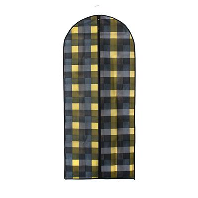VETTA Чехол для одежды, спанбонд, 60х137см, Клетка