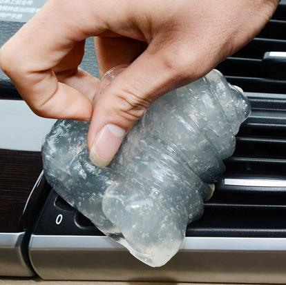 Гель для чистки, липучка для клавиатуры