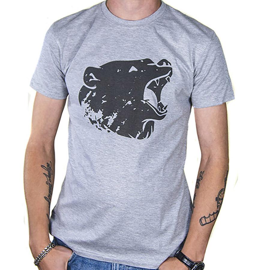 Футболка мужская ″Медведь″