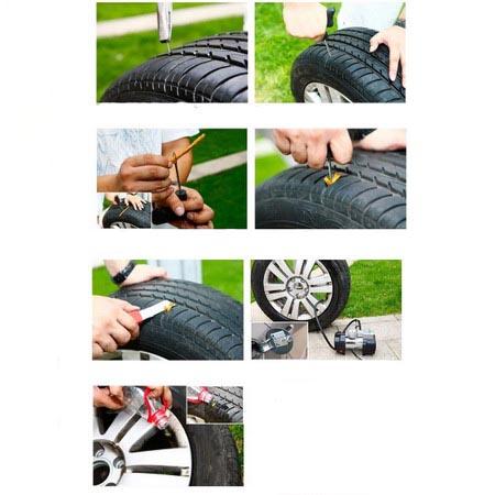 Набор для ремонта бескамерных шин