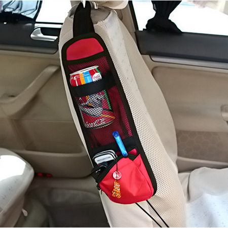 Боковой органайзер в авто