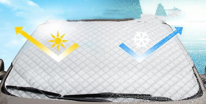 Чехол защита от снега солнца