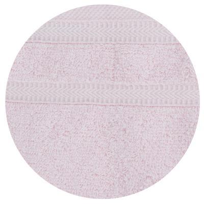 PROVANCE Полотенце махровое, 100% хлопок, 50х90см, 450гр/м, Виана нежно-розовый