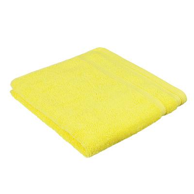 PROVANCE Полотенце махровое, 100% хлопок, 50х90см, 450гр/м, Виана желтый