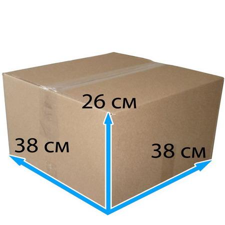 Гофрокороб 38 литров